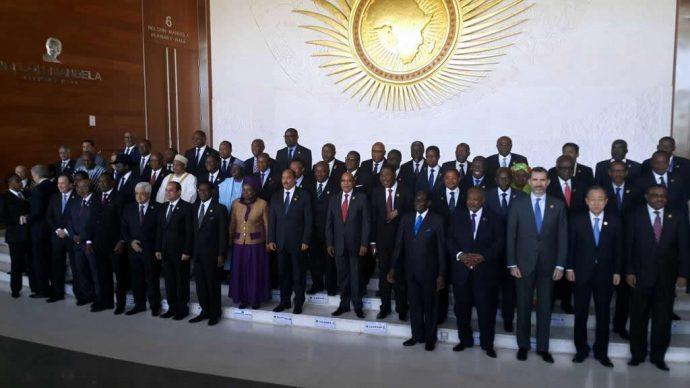 L'Union africaine appelle à la levée des sanctions contre dignitaires congolais