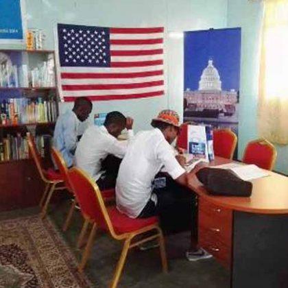 L'ambassade américaine à Kinshasa fermée pour « menace terroriste »
