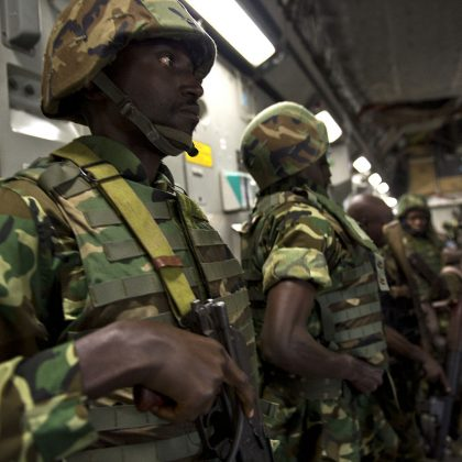 L'armée burundaise ne veut pas rapatrier ses troupes de Somalie