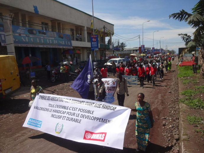 Handicap International quitte le Burundi