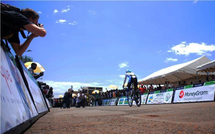 Le Rwanda fait du vélo sa petite reine