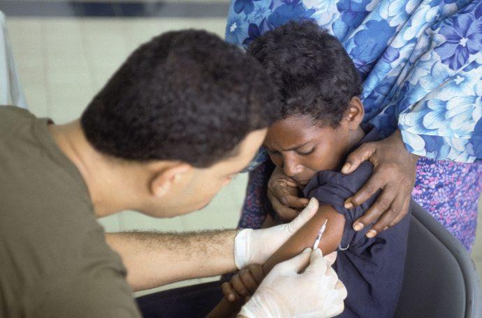 La poliomyélite menace le Cameroun