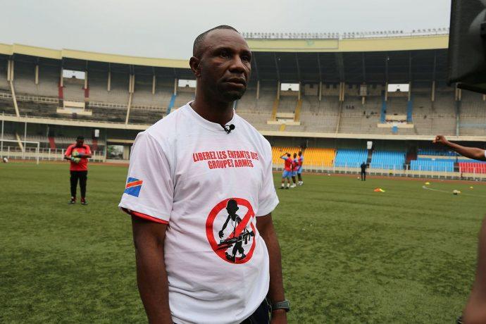 Florent Ibenge, sélectionneur de la RDC quitte son poste