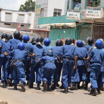L'Eglise catholique dénonce un climat étouffant au Burundi