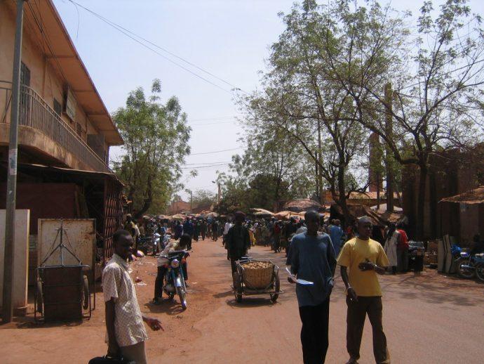 La route de la colère mobilise dans la ville de Kati
