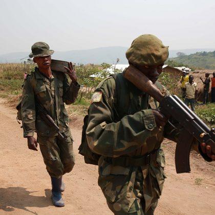 La rébellion rwandaise perd son chef en RDC
