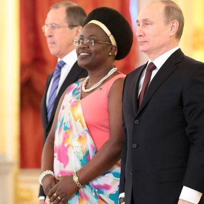 Vladimir Poutine invite l'Afrique à Sotchi