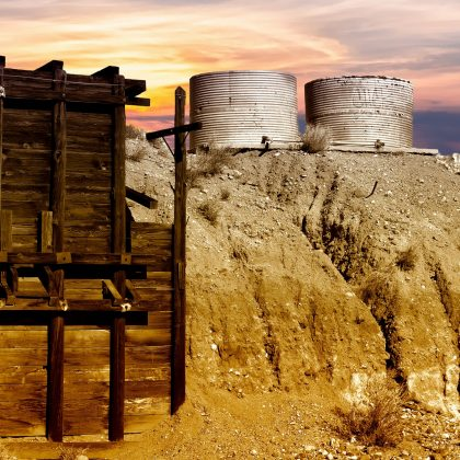 Mine d'or meurtrière dans le nord du Tchad