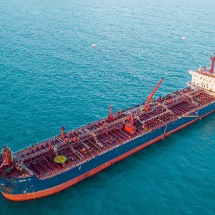 Trafic de carburant au large des côtes gabonaises