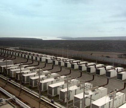 Des groupes électrogènes diesel vont alimenter Bangui