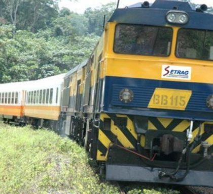 L'unique ligne ferroviaire gabonaise, bouée de sauvetage de l'économie du pays