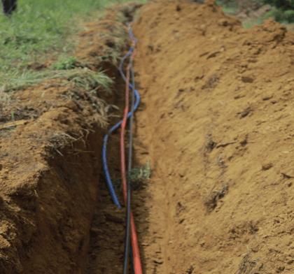 Le Cameroun et le Gabon signent l'interconnexion des réseaux de télécommunication à fibres optiques