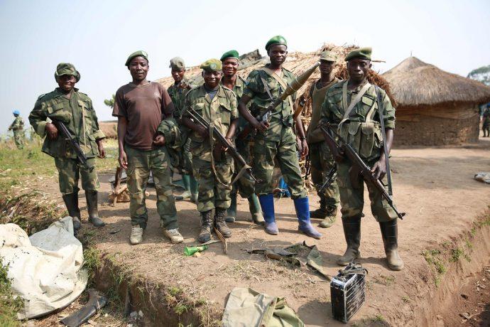 La force de maintien de la paix de l'ONU en RDC repousse l'attaque de la base de Biakato
