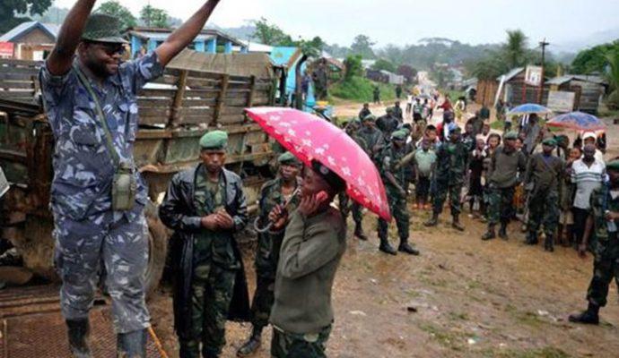 La violence ethnique en RD Congo pourrait être constituer un crime contre l'humanité
