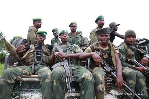 RDC : plus de 200 miliciens se rendent dans l'est