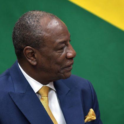 En Guinée, le pouvoir d'Alpha Condé en pleine dérive autoritaire