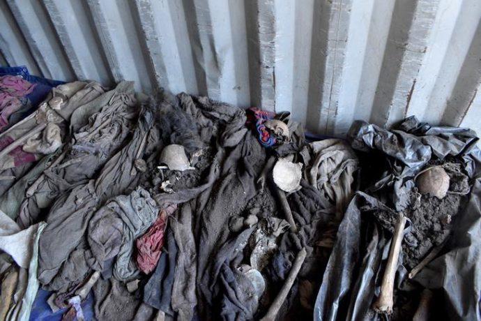 Burundi : plus de 4 000 fosses communes découvertes
