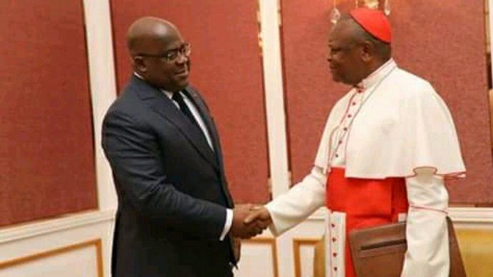 Le président de la RDC prépare son entrevue avec le pape
