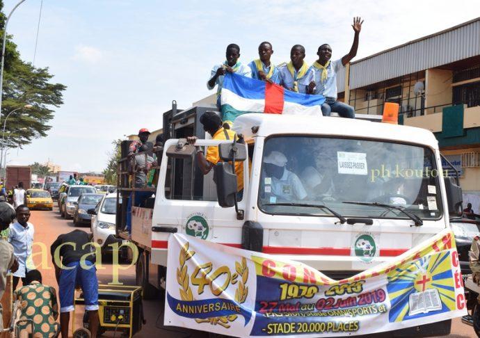 L'accord de paix signé il y a un an doit être mis en œuvre pour une « paix durable » en Centrafrique