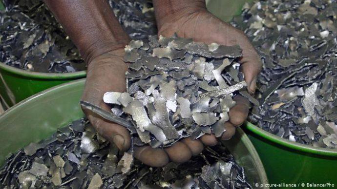 La RDC entend contrôler les prix du cobalt en achetant auprès des mineurs « artisanaux »