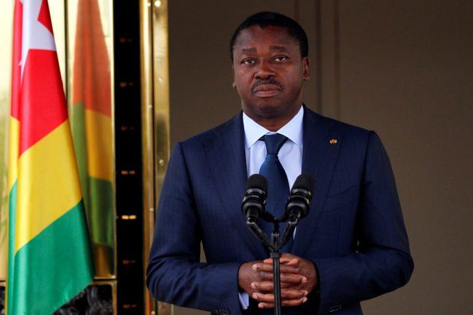 Le président togolais Gnassingbé réélu sans grand suspense