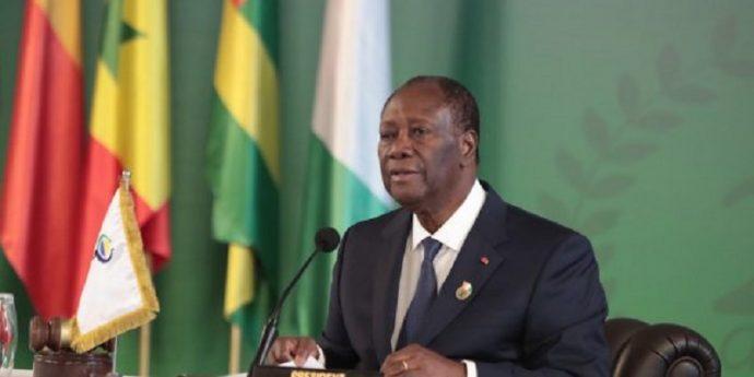 Le président ivoirien Ouattara déclare qu'il ne briguera pas de troisième mandat