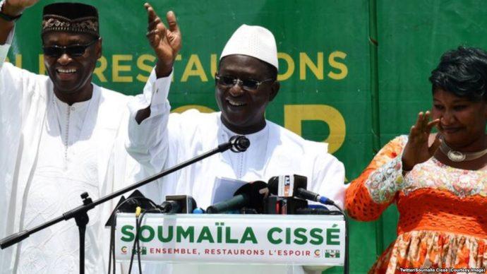 Au Mali, le chef de l'opposition pris en otage