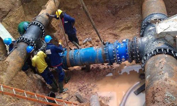 La société Drillmex International chargée de réparer les fuites d'eau potable au Gabon