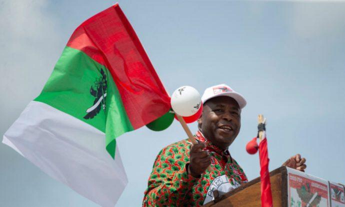 Le Burundi lance la campagne présidentielle malgré les craintes face au coronavirus