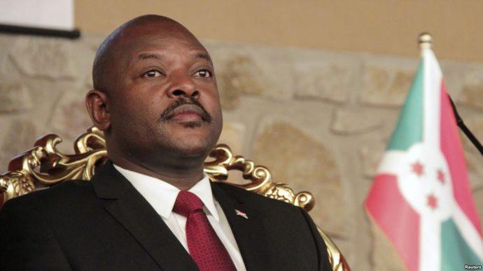 Le Burundi entame une période de deuil officiel suite au décès de son président