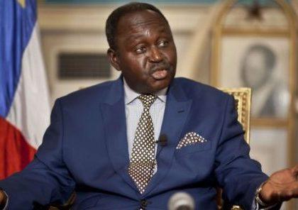 L'ancien président de la République centrafricaine annonce sa candidature à la présidentielle