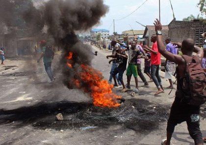 La RDC en proie à des protestations contre le responsable de la commission électorale
