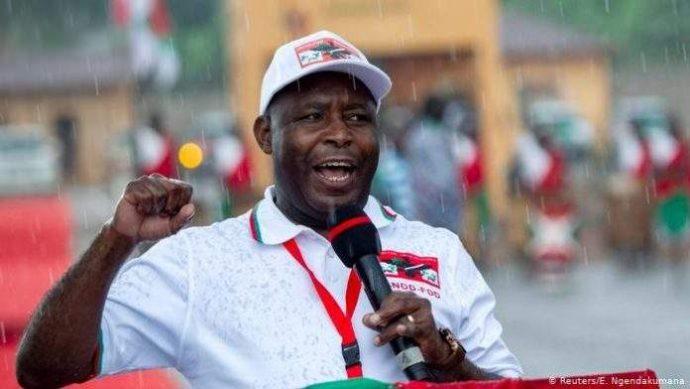 Trois Burundais condamnés à 30 ans de prison pour « attaque » contre le président