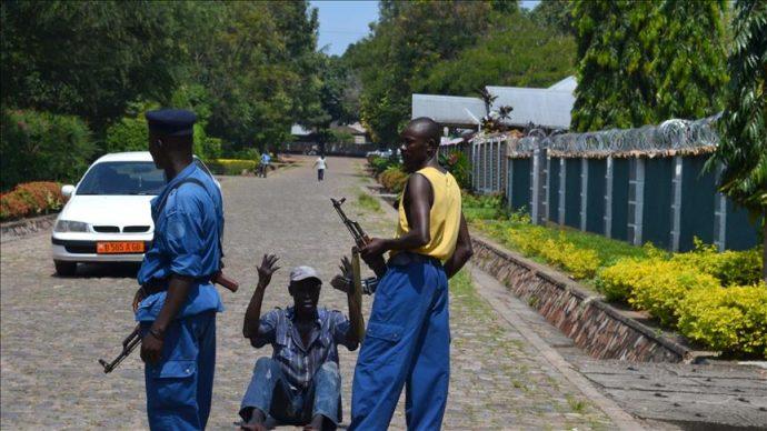 Les violations des droits de l'Homme persistent au Burundi