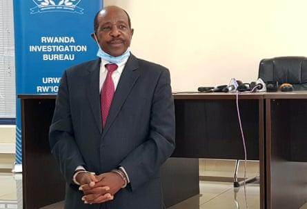 Le héros de « hôtel Rwanda » comparait devant un tribunal rwandais