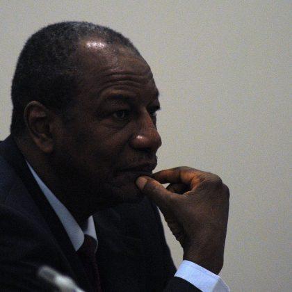 En Guinée, Alpha Condé joue le jeu dangereux des tensions ethniques