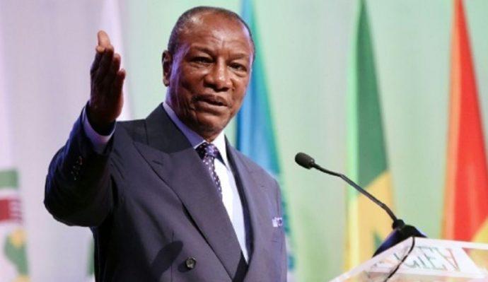 Le Conseil constitutionnel guinéen approuve la candidature du président Condé pour le troisième mandat