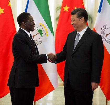 La Guinée équatoriale et la Chine, prêtes à atteindre de nouveaux sommets