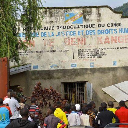 1 300 prisonniers s'échappent d'une prison en RDC après une attaque revendiquée par l'État islamique