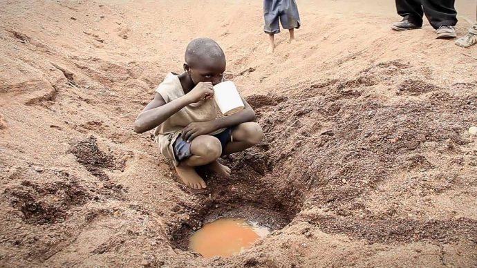 Le manque d'eau potable, plus mortelle que la guerre?