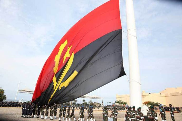 L'Angola fête ses 45 années d'indépendance