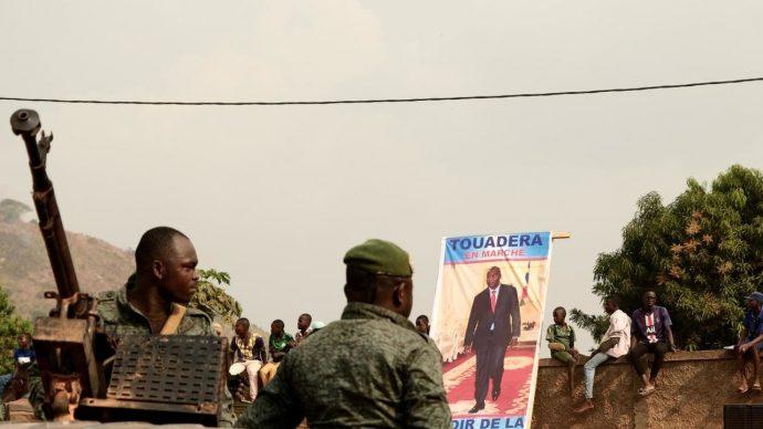 La Russie et le Rwanda ont envoyé des troupes en République centrafricaine
