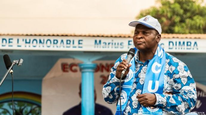 La Cour suprême de la République centrafricaine confirme la victoire électorale de Touadera