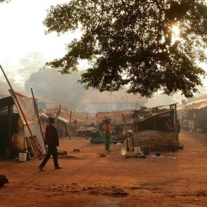 Les rebelles centrafricains attaquent une ville avant l'annonce des résultats des élections