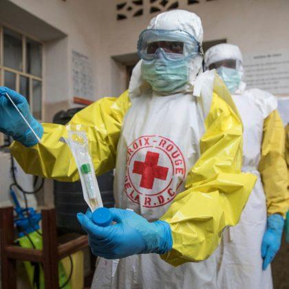 Ebola refait surface dans l'est de la République démocratique du Congo