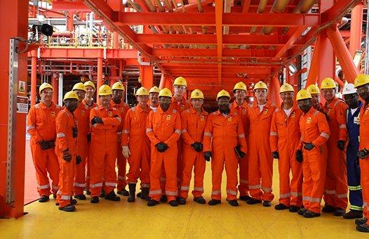 Eni investira 7 milliards de dollars en Angola au cours des quatre prochaines années