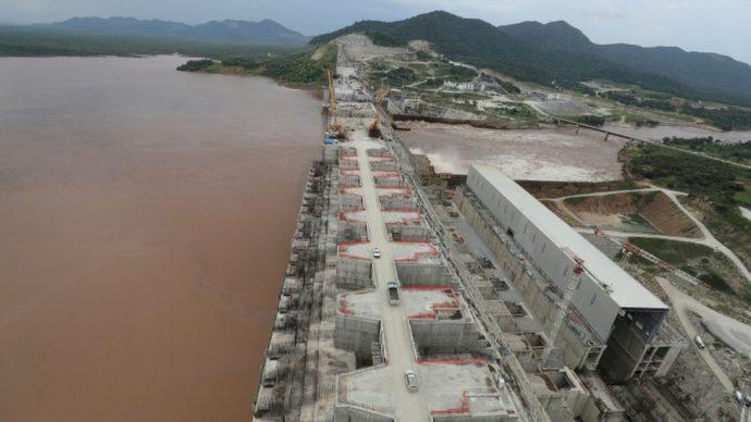 Pourparlers à trois autour de l'échec d'un barrage éthiopien à Kinshasa