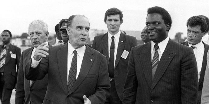 La France ouvre les archives rwandaises de Mitterrand
