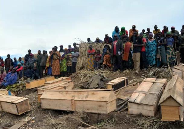 Au moins 55 tués dans des massacres à l'est de la République démocratique du Congo