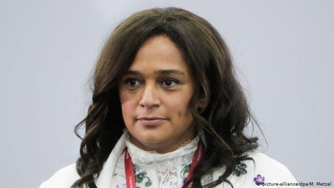 Isabel dos Santos sommée de restituer les actions de Galp à l'Angola